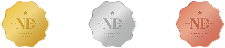 ND Awards badges
