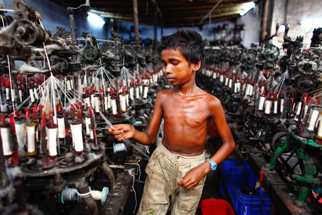 the horrific working conditions in sweatshops and the solutions to stop the problem