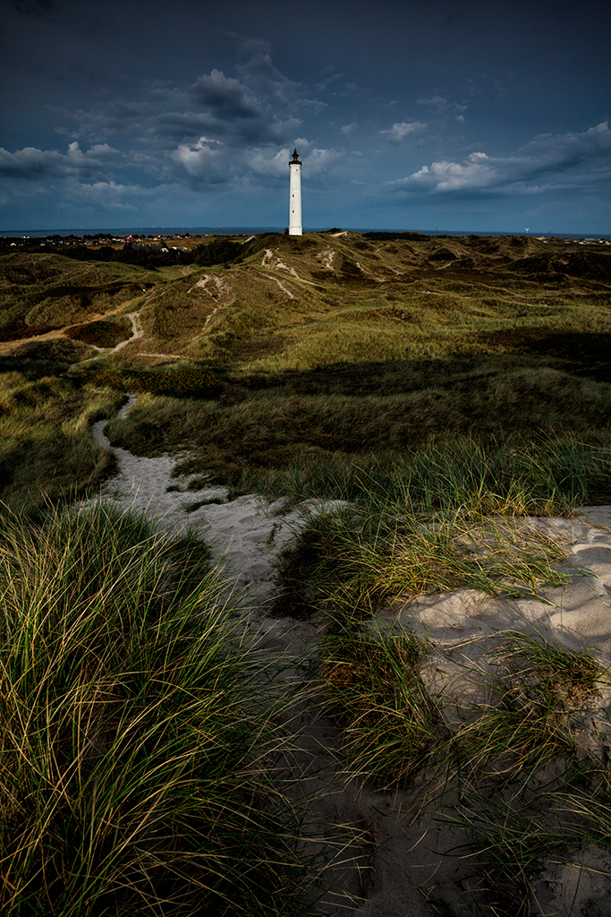 Danish lighthouses