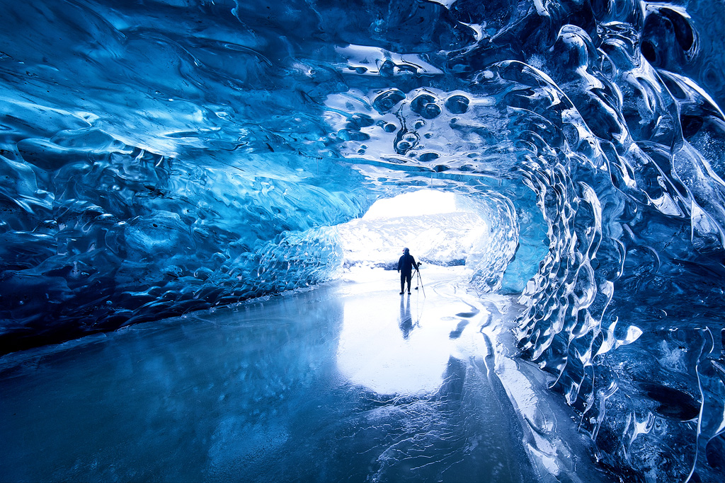 Glacial Ice Caves