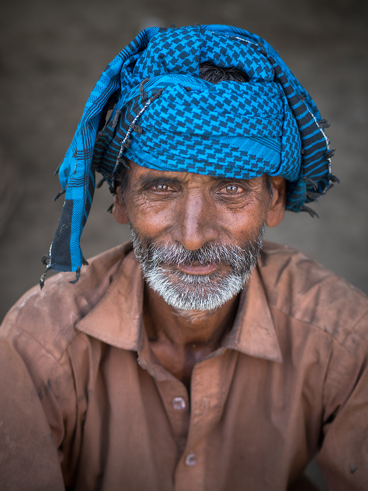 Portraits from Sahiwal