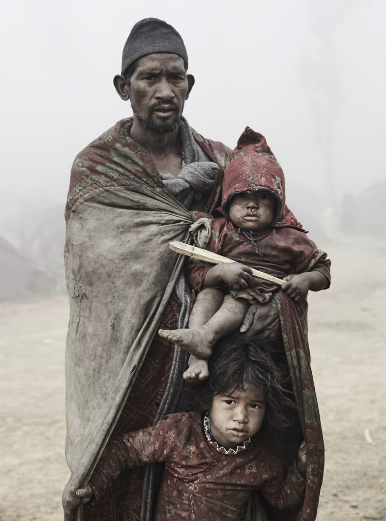 The Last Hunters and Gatherers of the Himalayas