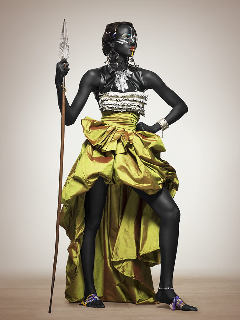 Tribal fashion and costumes of people in the Omo Valley, Ethiopia