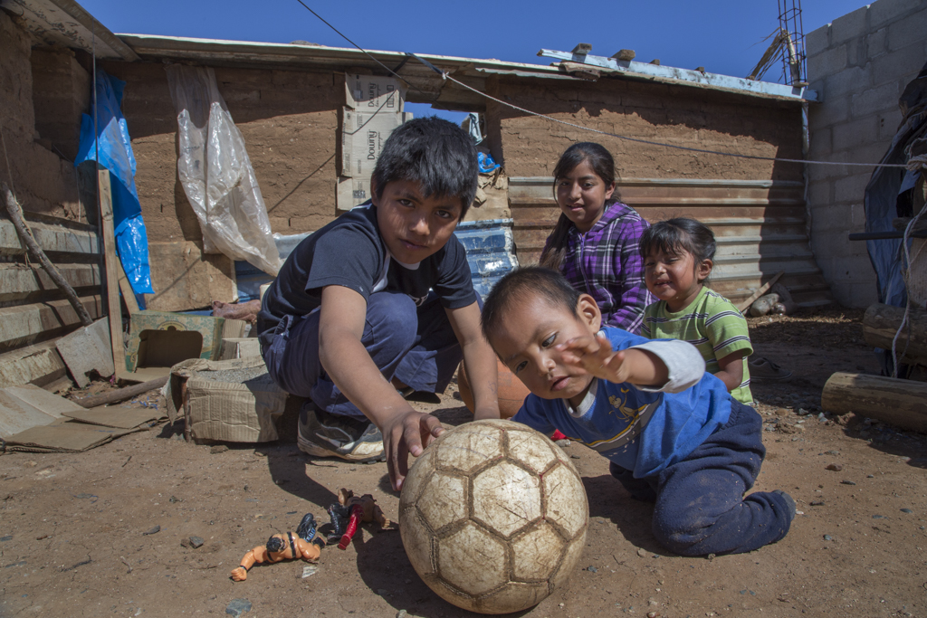 The Children of San Quintin