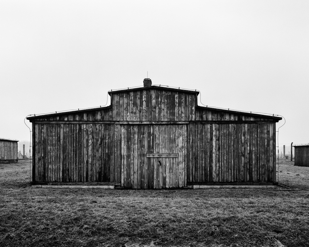 auschwitz – typology of the architecture of the extermination camp