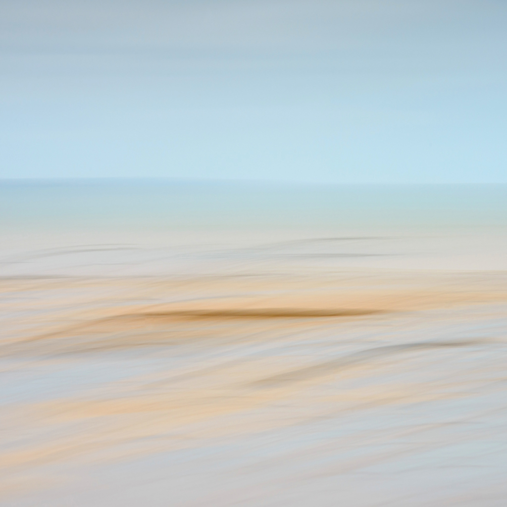 Copper Coast Abstract