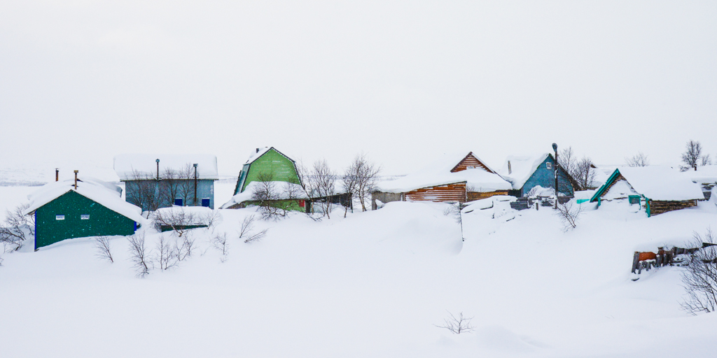 Colors of the Russian North