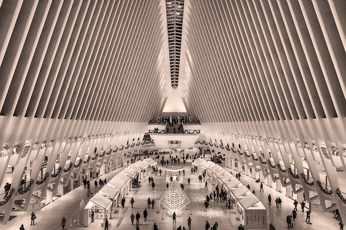 New York City - The Oculus