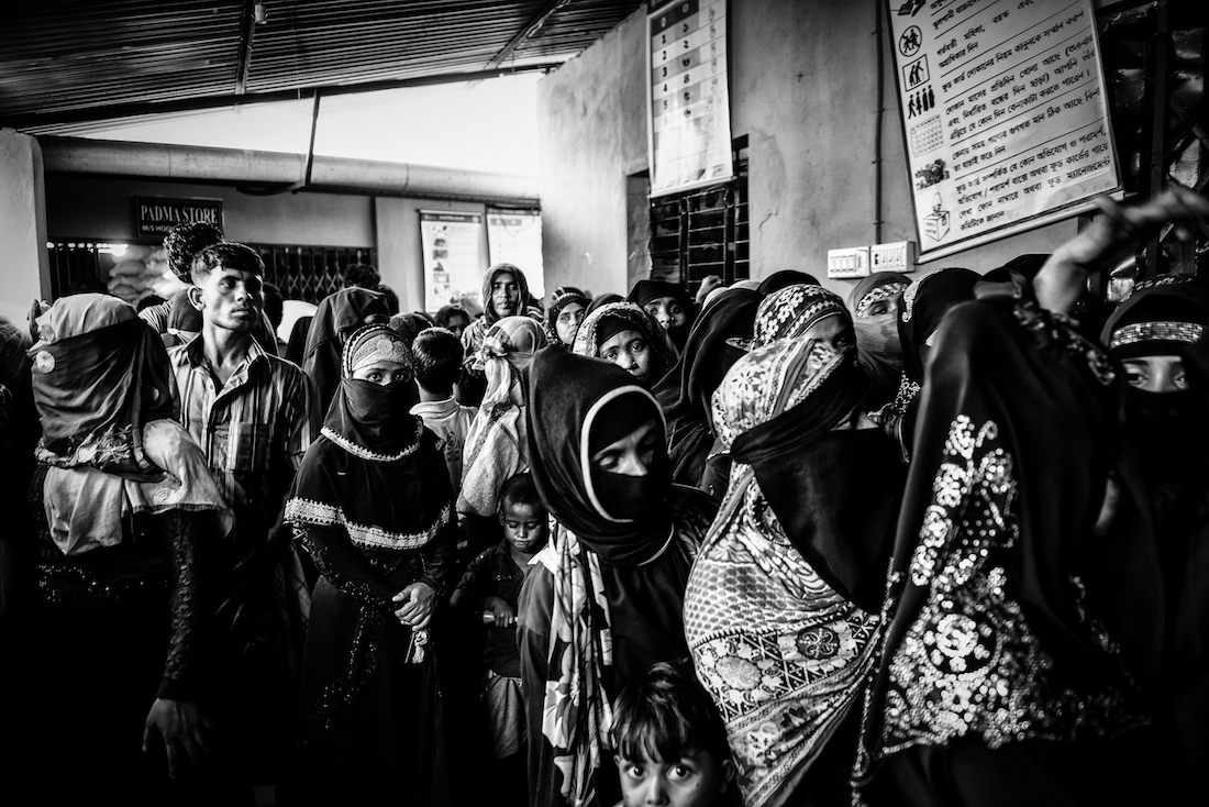 Seeking Justice - Rohingya Refugees
