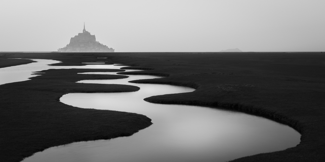 Mont St Michel - Normandie - France