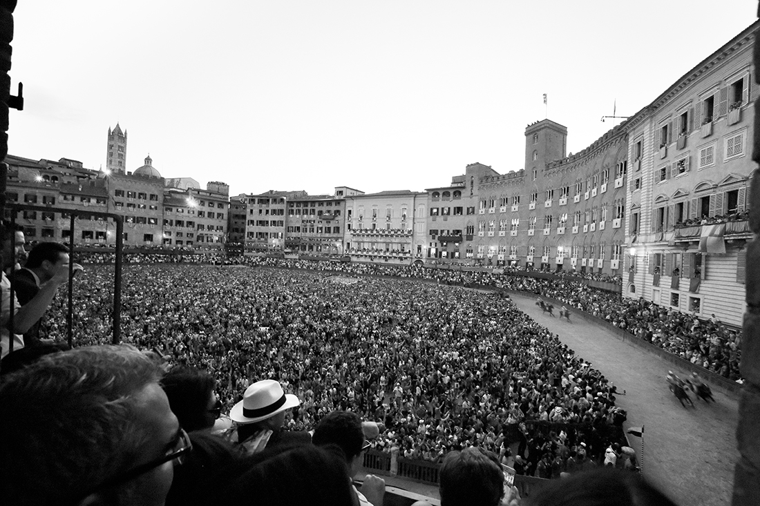 The Palio Horse Race