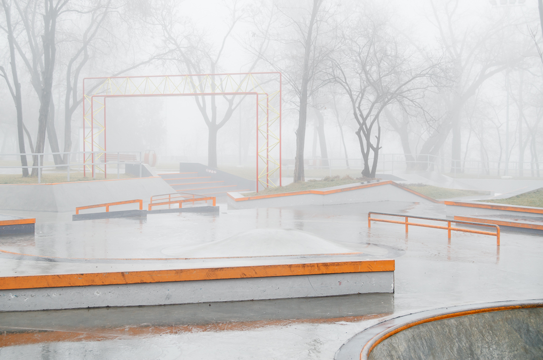 Dreams of a Skatepark