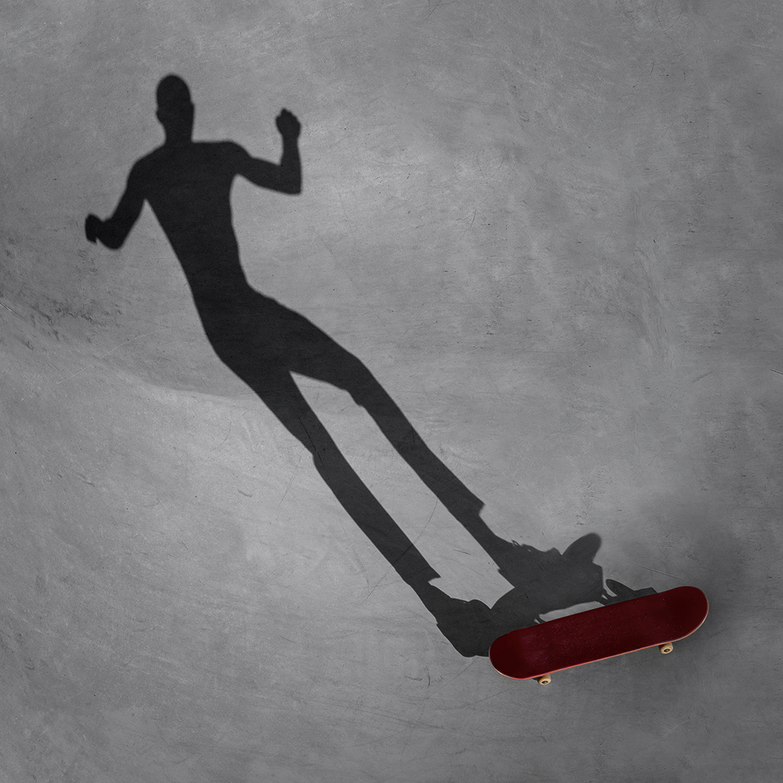 Shadow Skater