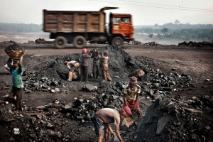 The real cost on indial coal