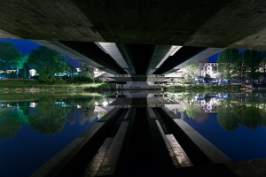 Notturno fluviale - Underbridge dreams