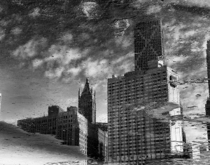 Chicago through the Looking-Glass