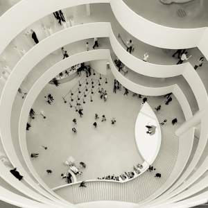Top of the Guggenheim