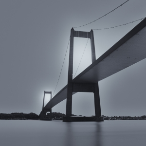 Den  Nye Lille Bæltsbro in Denmark ( connection bridge)
