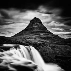 Icelandic Waterfall Series