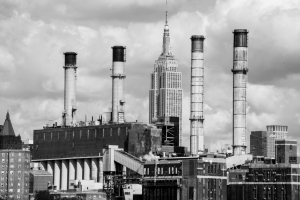 Empire State Chimneys