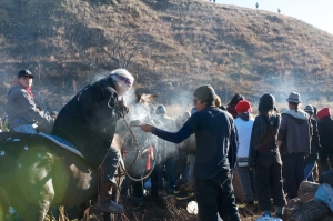 A Battle at Standing Rock