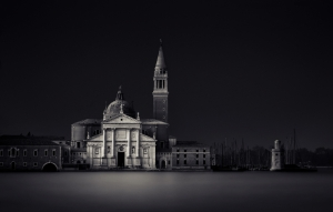 Iconic churches of Venice