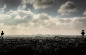 Views of Montmartre, Paris