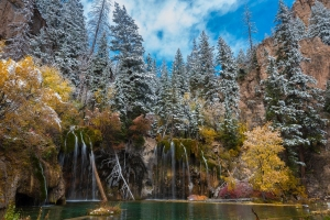 Heavenly Hanging Lake