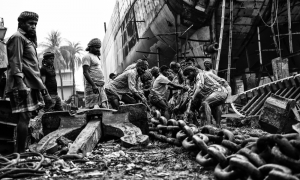 Shipyard of Dhaka