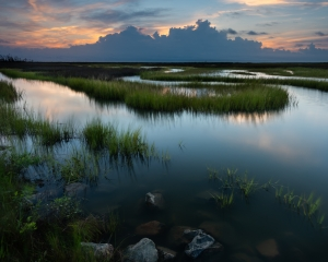 Coastal Plain Sunrise