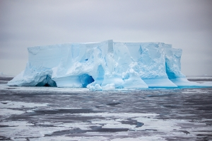Old Tabular Iceberg