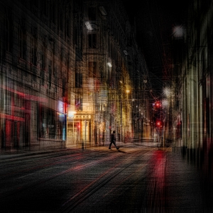 Streets of Vienna, my vision