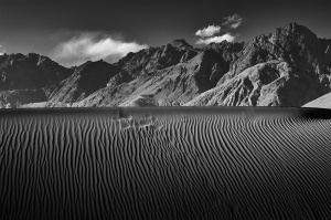 Dunes of the Himalayas
