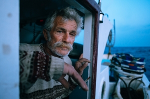 Fishermen of the Cyprus Bycatch Project
