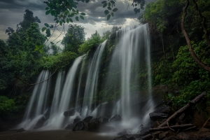 Serious Sam | Phnom Kulen National Park, Cambodia