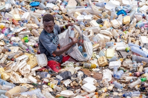 Plastic Crisis: Men On The Front Lines