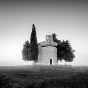 The silence of Tuscany
