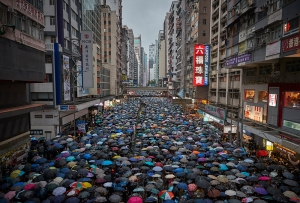 Hong Kong ProDemocracy Protests - The Revolution of Our Times
